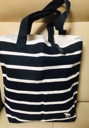 Abercrombie Einkaufstasche Beutel Bag Cotton Tasche Neu