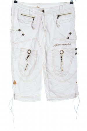 Abercrombie & Fitch Capris white casual look