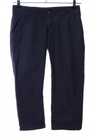 Abercrombie & Fitch 3/4-Hose blau Business-Look