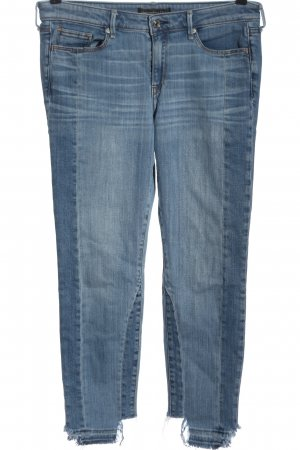 Abercrombie & Fitch 7/8-jeans blauw casual uitstraling