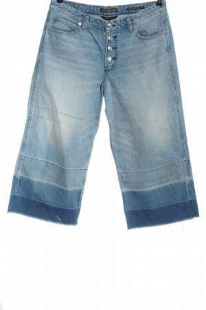 Abercrombie & Fitch 3/4 Jeans blau Casual-Look