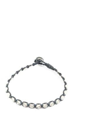 Abercrombie & Fitch Bracelet noir style décontracté