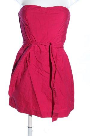 Abercrombie & Fitch Bandeaukleid pink Elegant