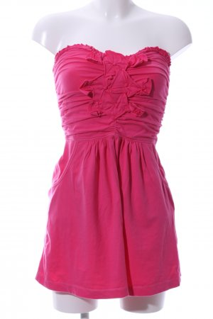 Abercrombie & Fitch Bandeautop pink Casual-Look