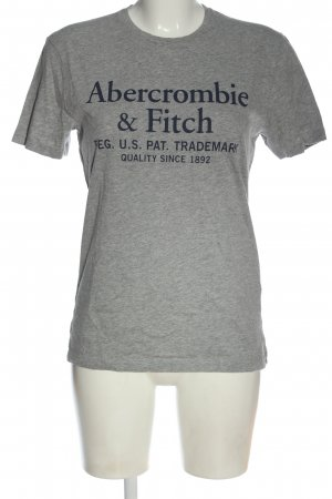 Abercrombie & Fitch  grigio chiaro-nero puntinato elegante