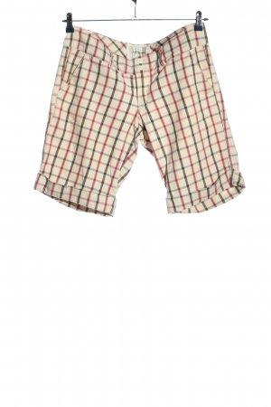 Abercrombie & Fitch Bermuda Karomuster Casual-Look