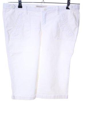 Abercrombie & Fitch Bermuda bianco stile casual