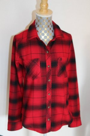 Abercrombie & Fitch Bluse kariert Gr. XS