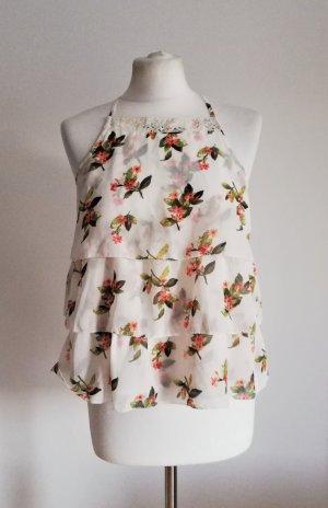 Abercrombie & Fitch Bluse mit Blumen