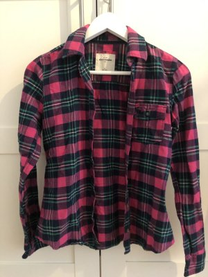Abercrombie & Fitch Bluse mit Karomuster