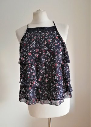 Abercrombie & Fitch Bluse mit kleinen Blumen