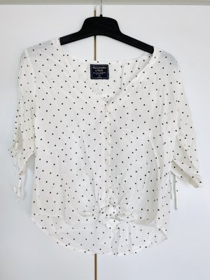Abercrombie & Fitch Long Sleeve Blouse multicolored