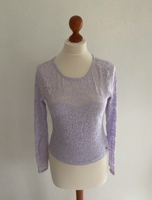 Abercrombie & Fitch Lace Blouse multicolored