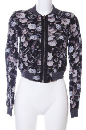 Abercrombie & Fitch Veste chemisier motif de fleur style décontracté