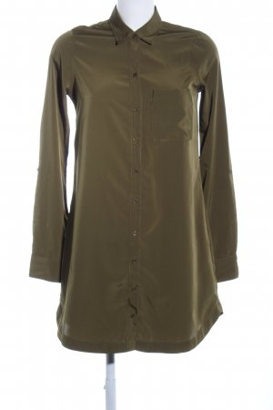Abercrombie & Fitch Blusenkleid khaki Casual-Look