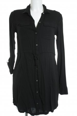 Abercrombie & Fitch Blusenkleid schwarz Casual-Look