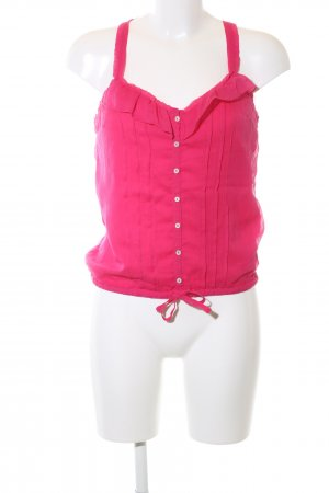Abercrombie & Fitch Blusentop pink Casual-Look