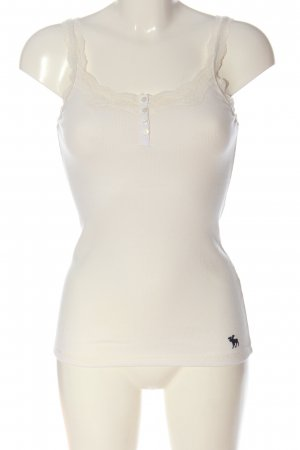 Abercrombie & Fitch Camisoles natural white casual look