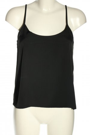 Abercrombie & Fitch Camisole zwart casual uitstraling
