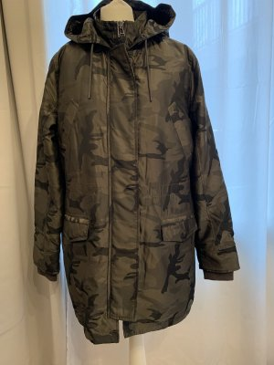 Abercrombie Fitch Camouflage Jacke