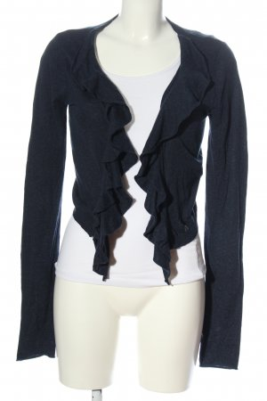 Abercrombie & Fitch Cardigan blue casual look