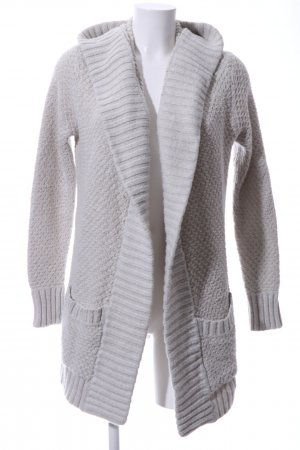 Abercrombie & Fitch Cardigan hellgrau Webmuster Casual-Look
