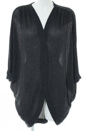 Abercrombie & Fitch Cardigan schwarz Casual-Look