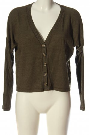 Abercrombie & Fitch Cardigan brown casual look