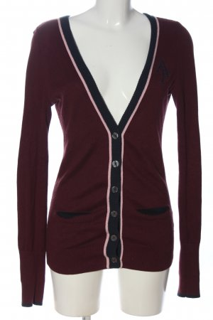 Abercrombie & Fitch Cardigan striped pattern casual look
