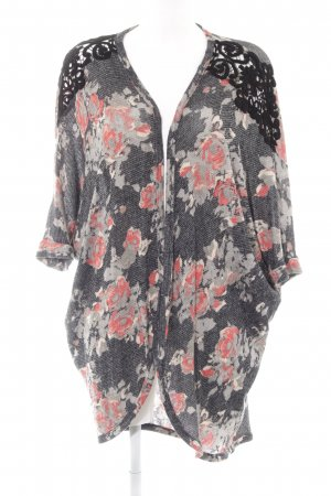 Abercrombie & Fitch Cardigan florales Muster Casual-Look