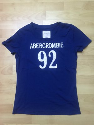 Abercrombie & Fitch T-Shirt blue