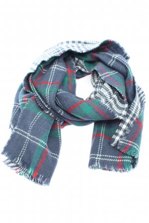Abercrombie & Fitch Fringed Scarf allover print casual look