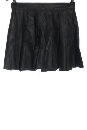 Abercrombie & Fitch Klokrok zwart casual uitstraling
