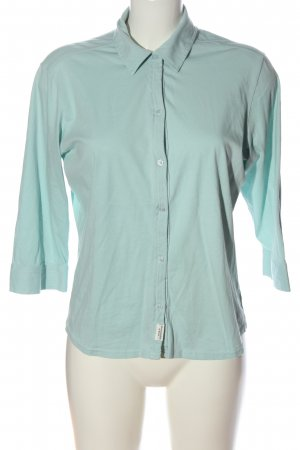 Abercrombie & Fitch Shirt Blouse turquoise casual look