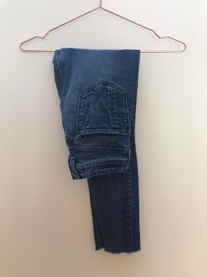 Abercrombie & Fitch High Rise Super Skinny Jean
