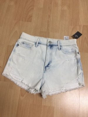 Abercrombie & Fitch Short taille haute multicolore