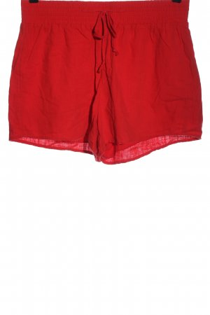 Abercrombie & Fitch Hot Pants rot Casual-Look
