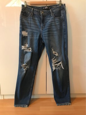 Abercrombie & Fitch Highrise Momjeans