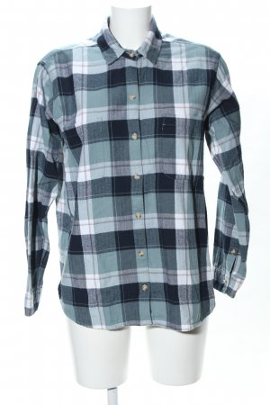 Abercrombie & Fitch Camicia da boscaiolo motivo a quadri stile casual