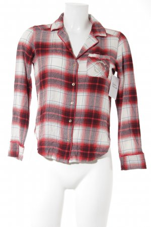 Abercrombie & Fitch Holzfällerhemd Karomuster Casual-Look
