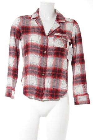 Abercrombie & Fitch Chemise de bûcheron motif à carreaux style décontracté