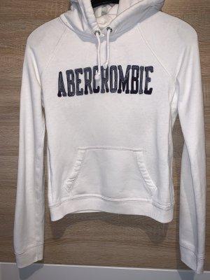 Abercrombie & Fitch Maglione con cappuccio multicolore