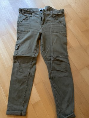 Abercrombie & Fitch Hose im Military Style
