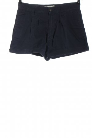 Abercrombie & Fitch Hot Pants blue casual look