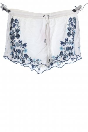 Abercrombie & Fitch Hot Pants Allover-Druck Elegant