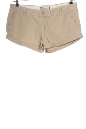 Abercrombie & Fitch Hot pants wolwit casual uitstraling