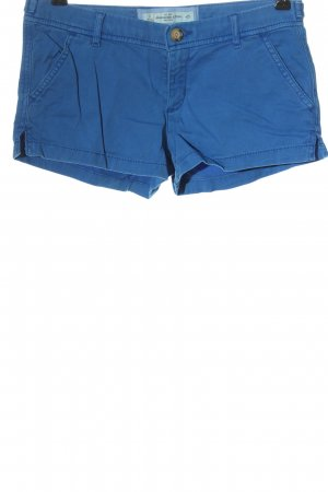 Abercrombie & Fitch Short moulant bleu style décontracté