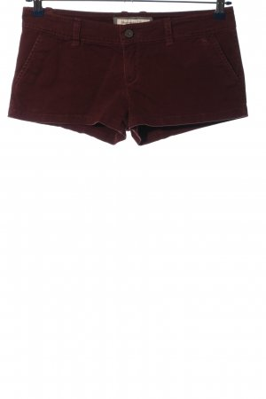 Abercrombie & Fitch Hot Pants braun Casual-Look
