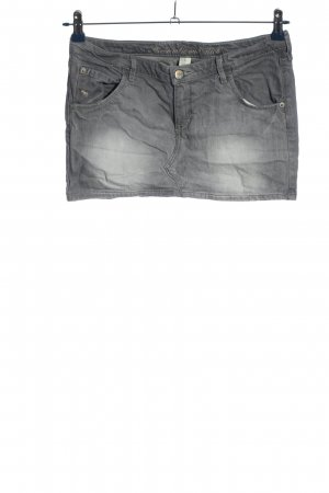 Abercrombie & Fitch Hot Pants light grey-white casual look