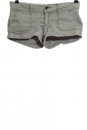 Abercrombie & Fitch Hot Pants khaki Casual-Look